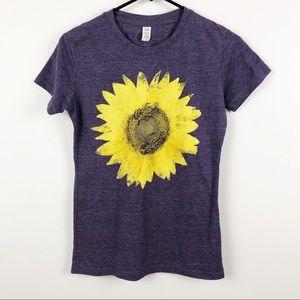 Unbranded Tee | Sunflower | NWOT